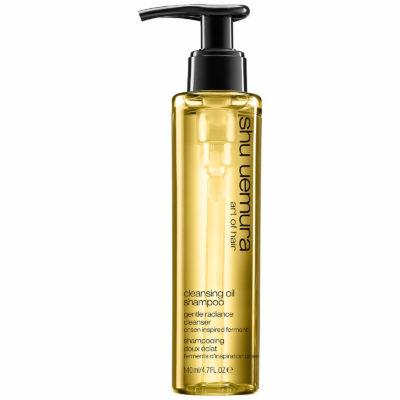 Shampooing Huile Nettoyant pour tous les types de cheveux Shu Uemura 140 ml