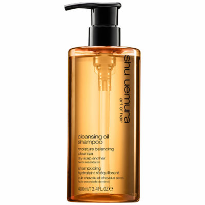 Shu Uemura Art of Hair Cleansing Oil Shampoo shampooing cuir chevelu sec(400ml)