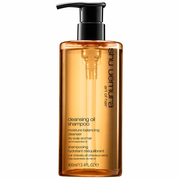 Shu Uemura Art of Hair Cleansing Oil Shampoo shampooing cuir chevelu sec(400ml)